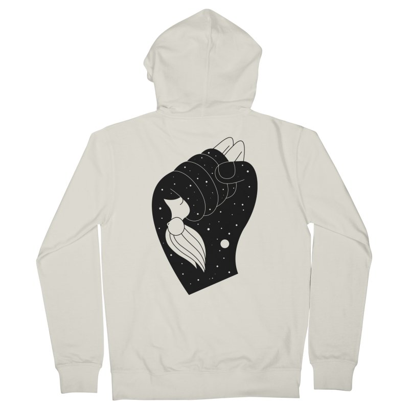 Insomnia Women's Zip-Up Hoody by PENARULIT illustration