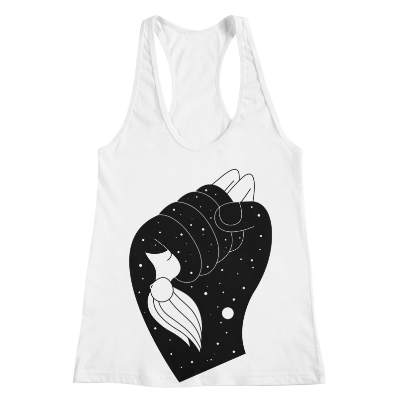 Insomnia Women's Tank by PENARULIT illustration