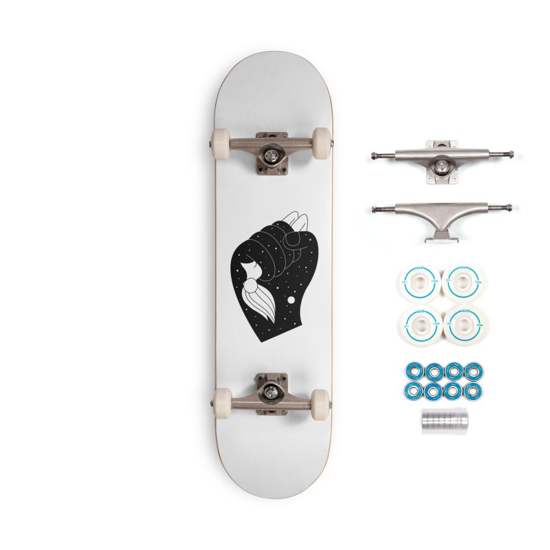 Insomnia Accessories Complete - Basic Skateboard by PENARULIT illustration