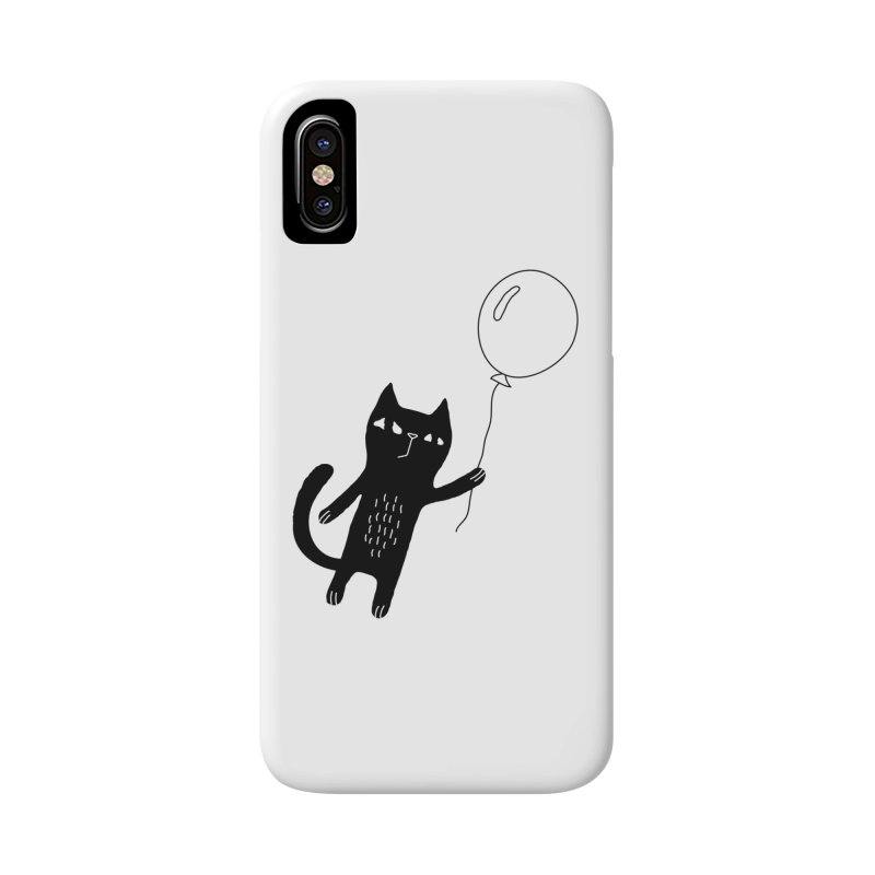 Flying Cat Accessories Phone Case by PENARULIT's Artist Shop