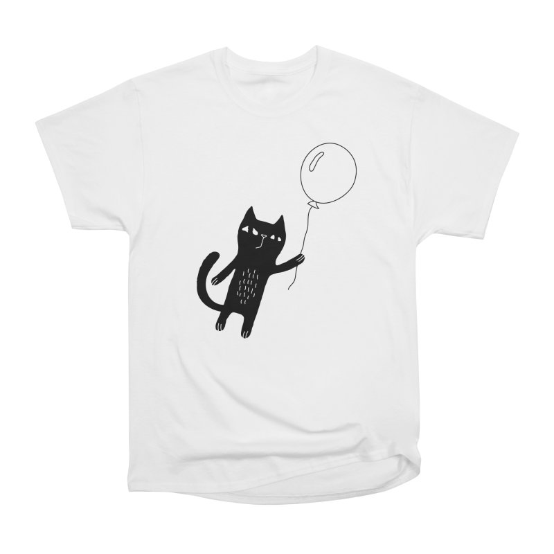 Flying Cat Men's T-Shirt by PENARULIT's Artist Shop