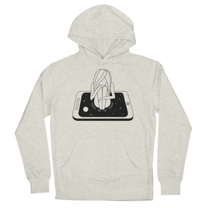 Internet Addiction Women's Pullover Hoody by PENARULIT illustration
