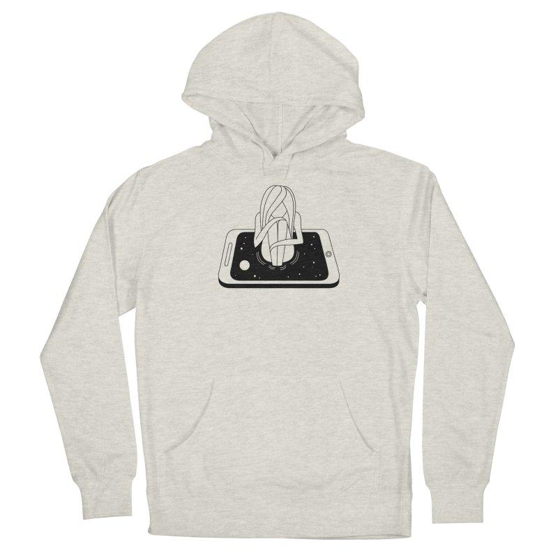 Internet Addiction Men's Pullover Hoody by PENARULIT illustration