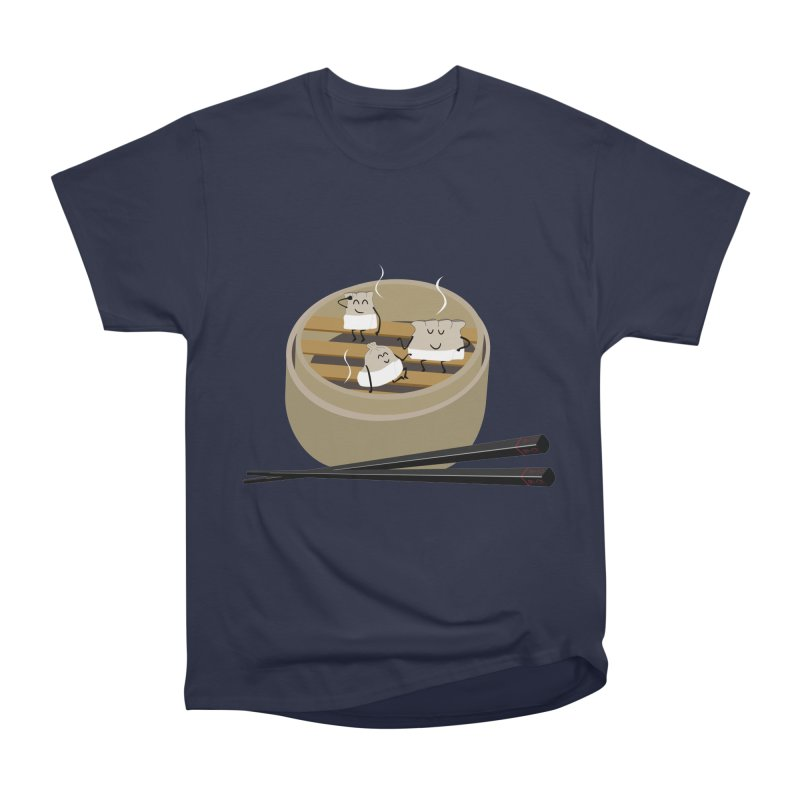 Steam room Women's Heavyweight Unisex T-Shirt by IreneL's Artist Shop