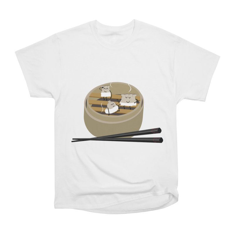Steam room Women's Heavyweight Unisex T-Shirt by IreneL's Artist Shop