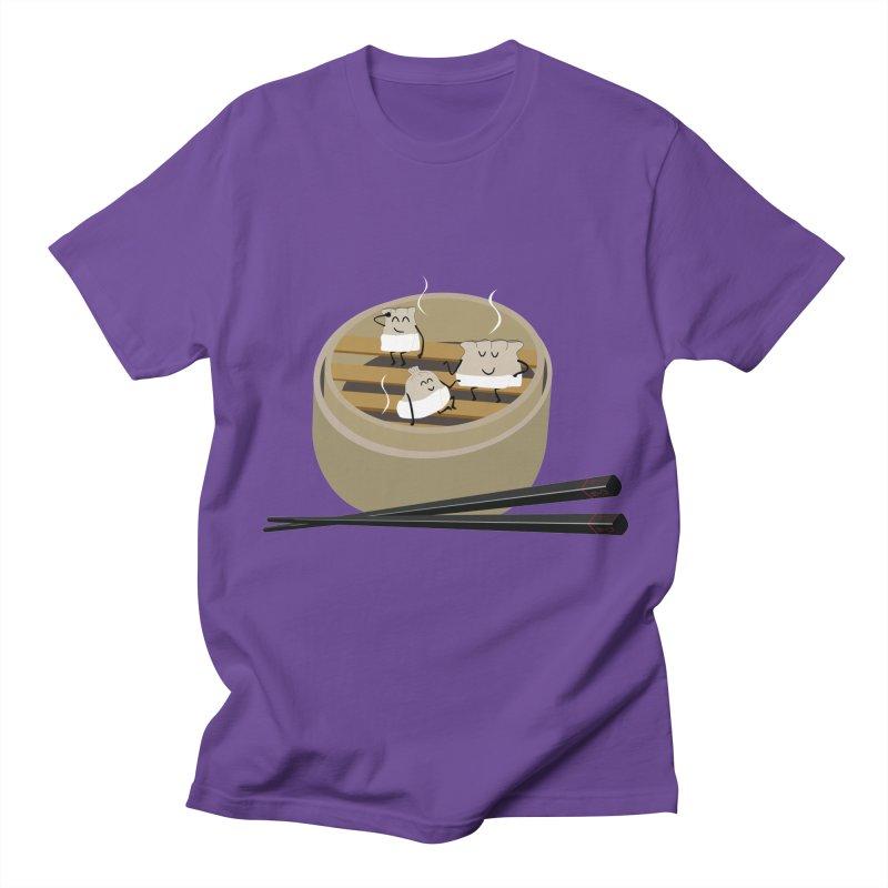 Steam room Men's Regular T-Shirt by IreneL's Artist Shop