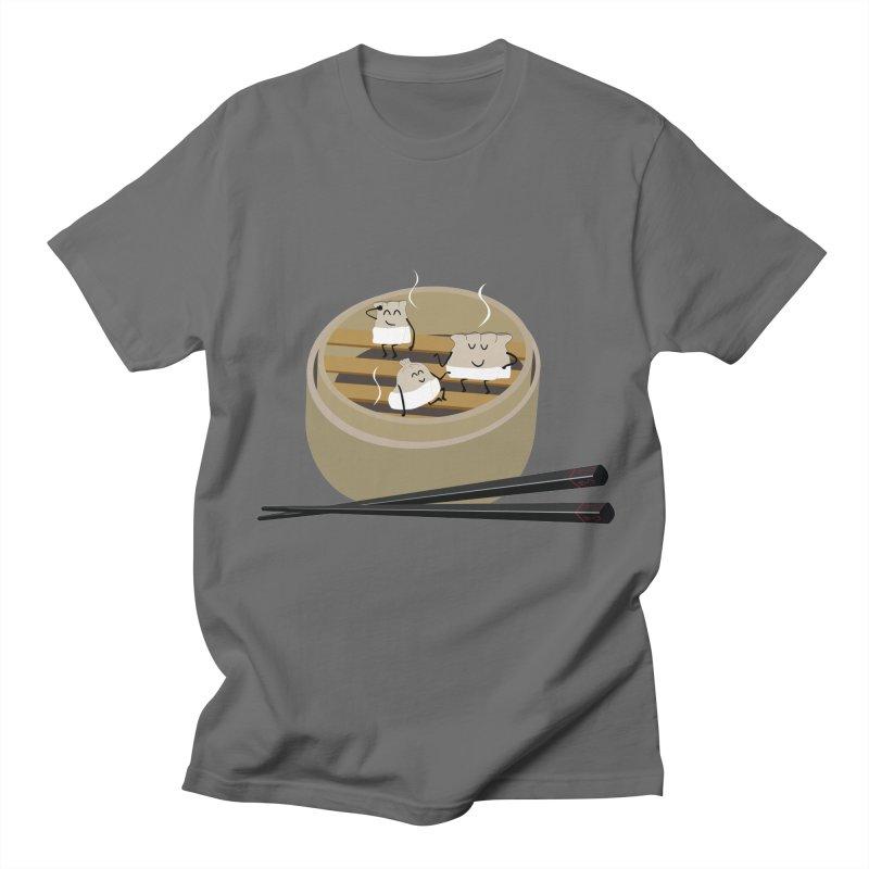 Steam room Men's T-Shirt by IreneL's Artist Shop