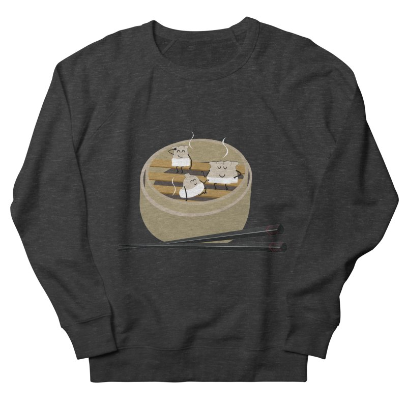 Steam room Women's French Terry Sweatshirt by IreneL's Artist Shop