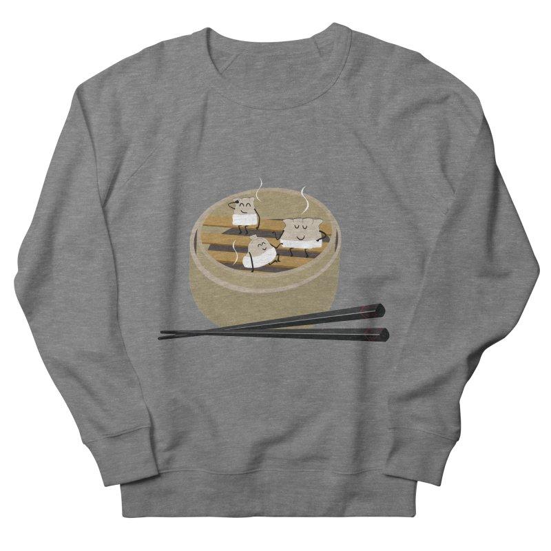 Steam room Women's French Terry Sweatshirt by IreneL's Artist Shop