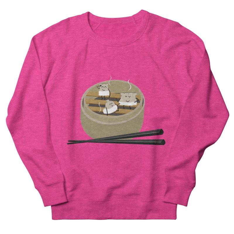 Steam room Men's French Terry Sweatshirt by IreneL's Artist Shop