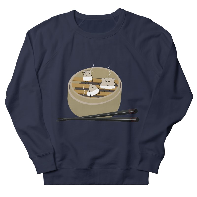 Steam room Men's French Terry Sweatshirt by IreneL's Artist Shop