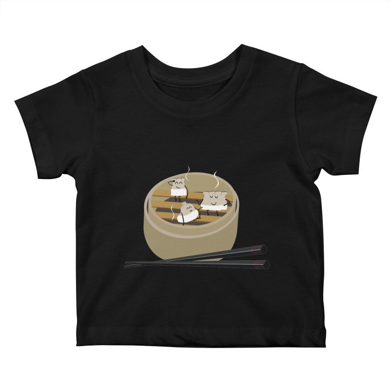 Steam room Kids Baby T-Shirt by IreneL's Artist Shop