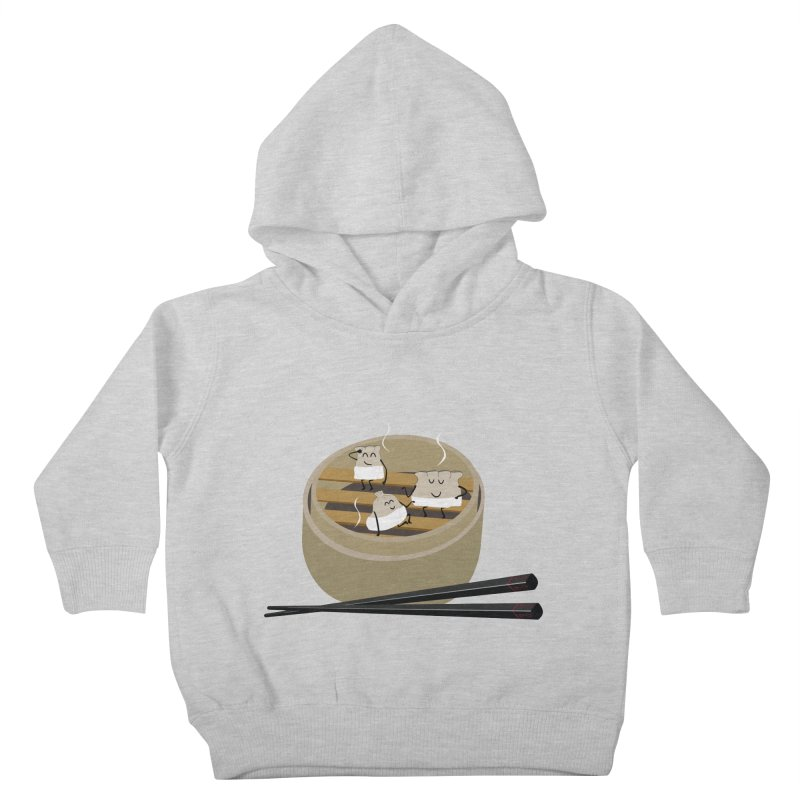 Steam room Kids Toddler Pullover Hoody by IreneL's Artist Shop
