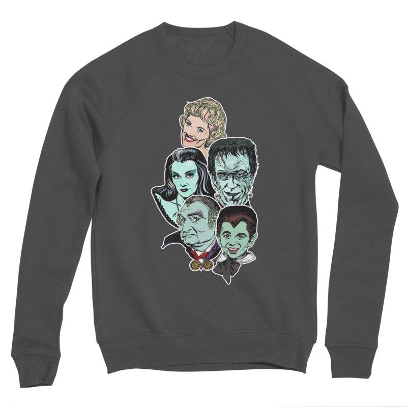 The Munsters RULE! Women's Sponge Fleece Sweatshirt by pentoolarts's Artist Shop