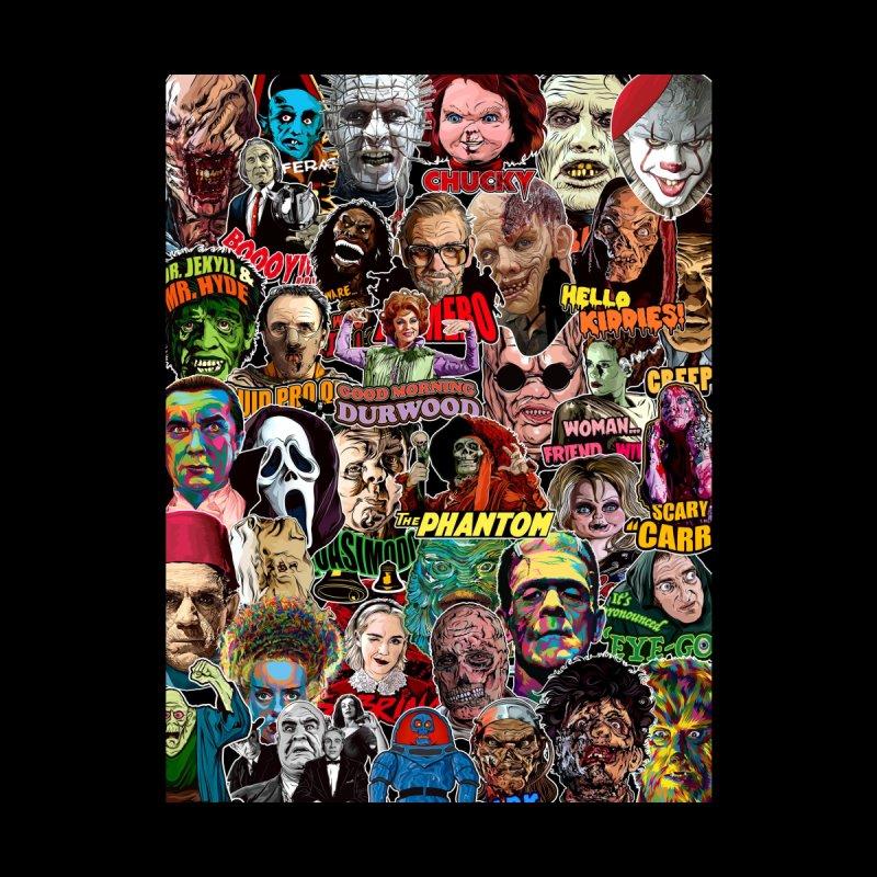 A Wonderful World of Horror by pentoolarts's Artist Shop