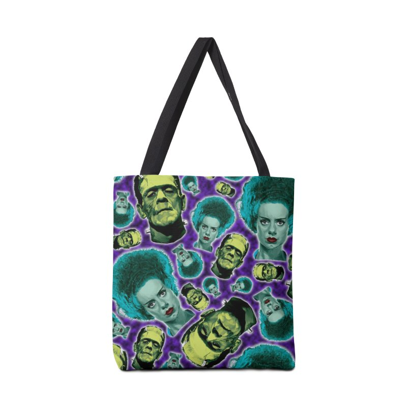 The Bride and Her Man... Accessories Tote Bag Bag by pentoolarts's Artist Shop