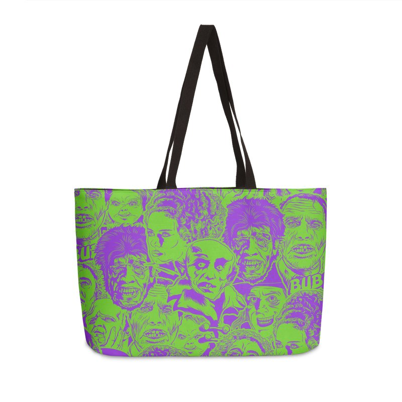 The Gang's All Here! Accessories Weekender Bag Bag by pentoolarts's Artist Shop