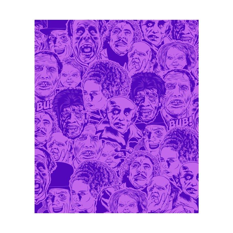 Purple IS Horror... by pentoolarts's Artist Shop