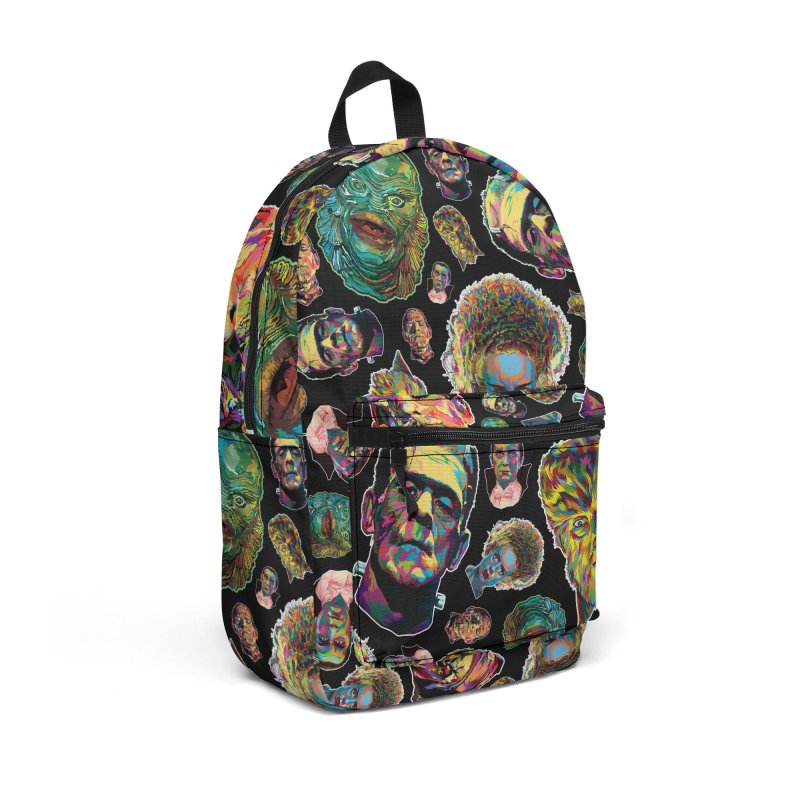 The Classics - In Stunning COLORS! Accessories Backpack Bag by pentoolarts's Artist Shop