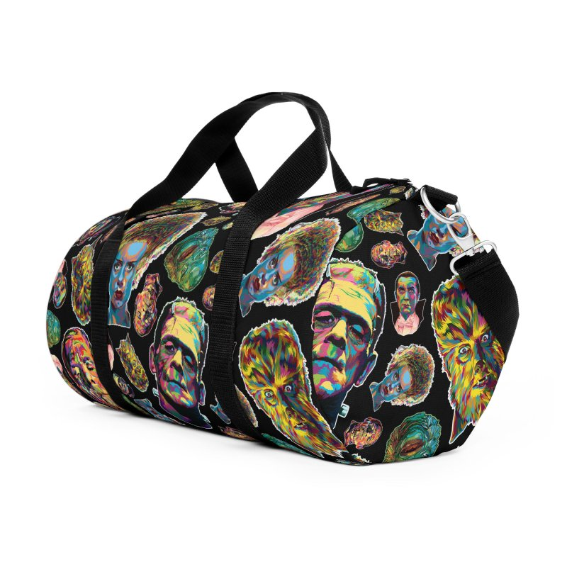 The Classics - In Stunning COLORS! Accessories Duffel Bag Bag by pentoolarts's Artist Shop