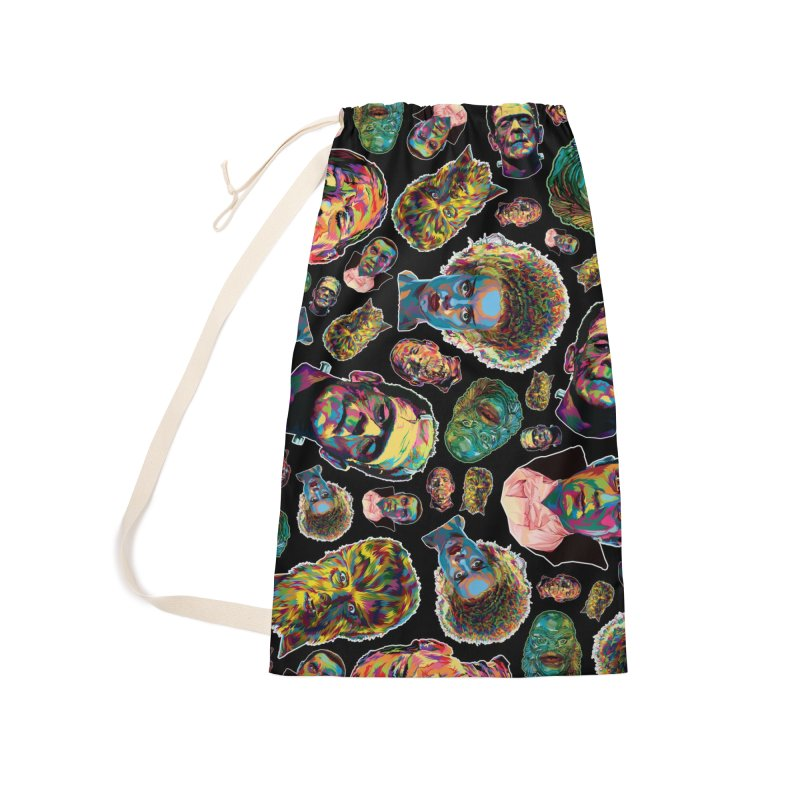 The Classics - In Stunning COLORS! Accessories Laundry Bag Bag by pentoolarts's Artist Shop
