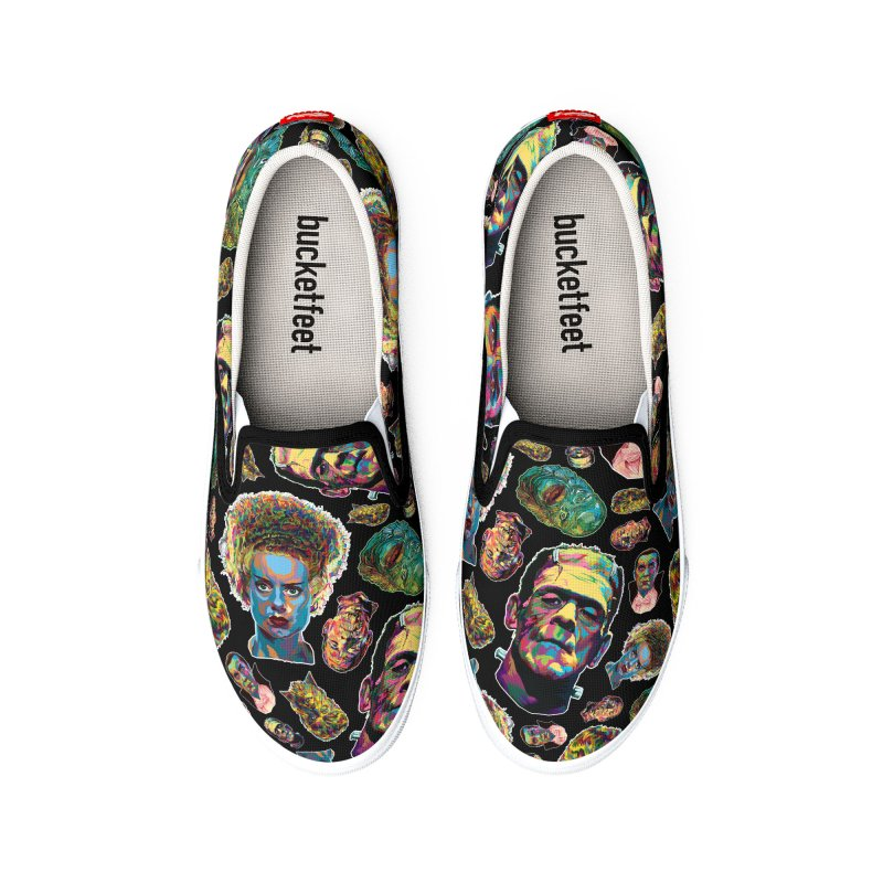 The Classics - In Stunning COLORS! Women's Shoes by pentoolarts's Artist Shop