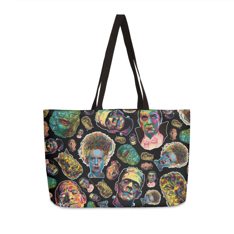 The Classics - In Stunning COLORS! Accessories Weekender Bag Bag by pentoolarts's Artist Shop