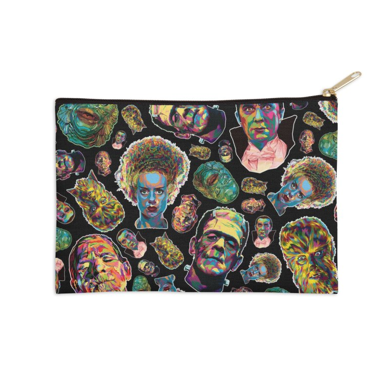 The Classics - In Stunning COLORS! Accessories Zip Pouch by pentoolarts's Artist Shop
