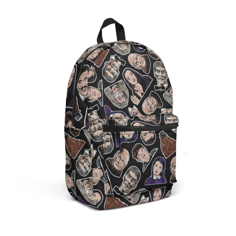 It's All About the Family Accessories Backpack Bag by pentoolarts's Artist Shop