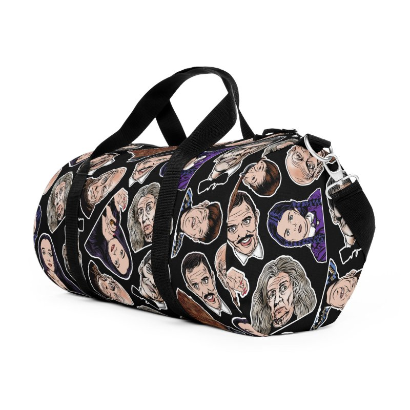 It's All About the Family Accessories Duffel Bag Bag by pentoolarts's Artist Shop
