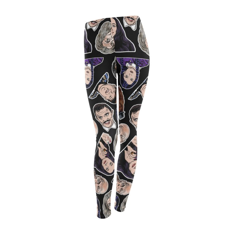 It's All About the Family Women's Leggings Bottoms by pentoolarts's Artist Shop