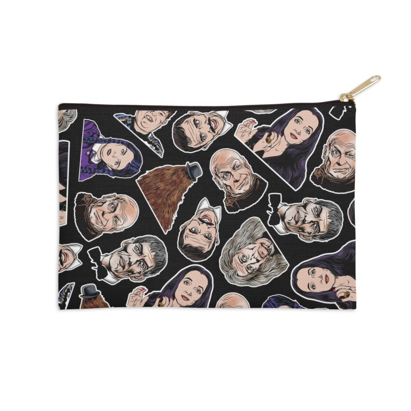 It's All About the Family Accessories Zip Pouch by pentoolarts's Artist Shop