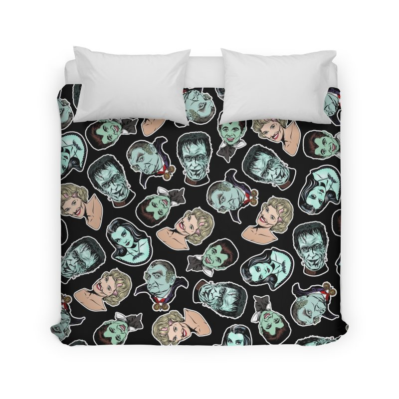The All-Time Greatest Television Family! Home Duvet by pentoolarts's Artist Shop