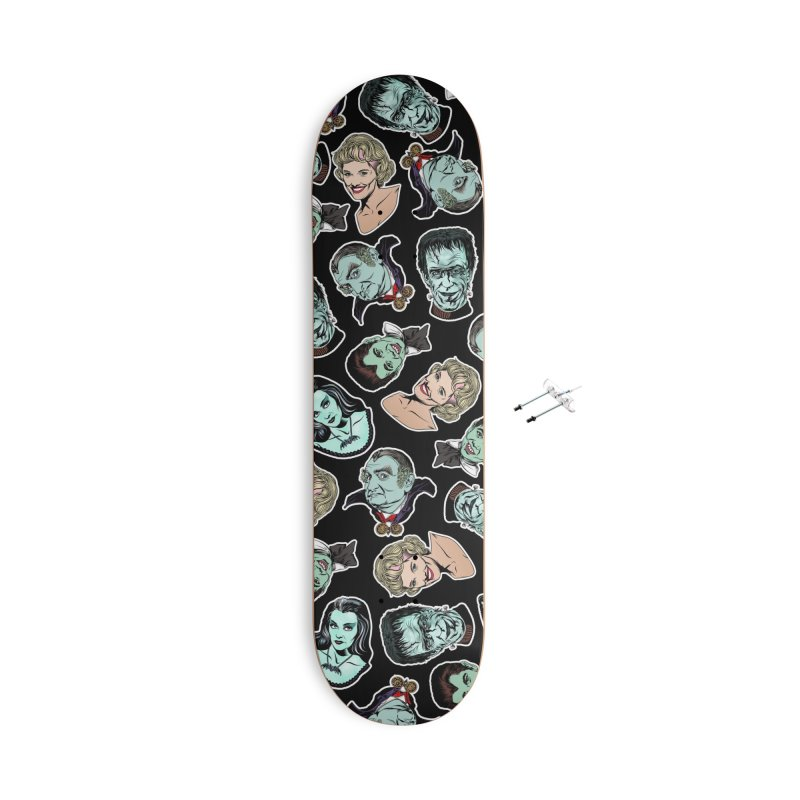 The All-Time Greatest Television Family! Accessories Skateboard by pentoolarts's Artist Shop