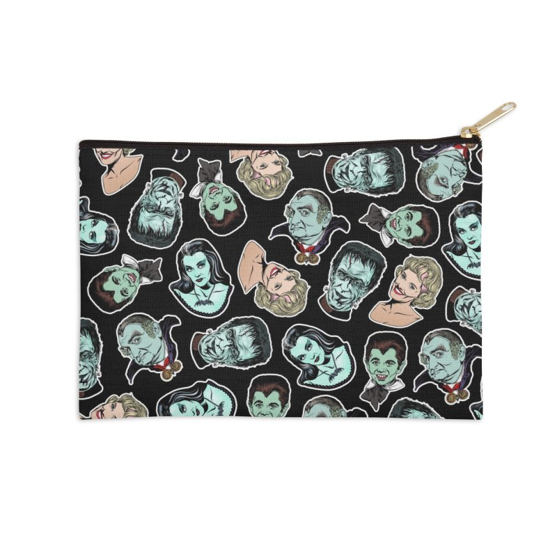 The All-Time Greatest Television Family! Accessories Zip Pouch by pentoolarts's Artist Shop
