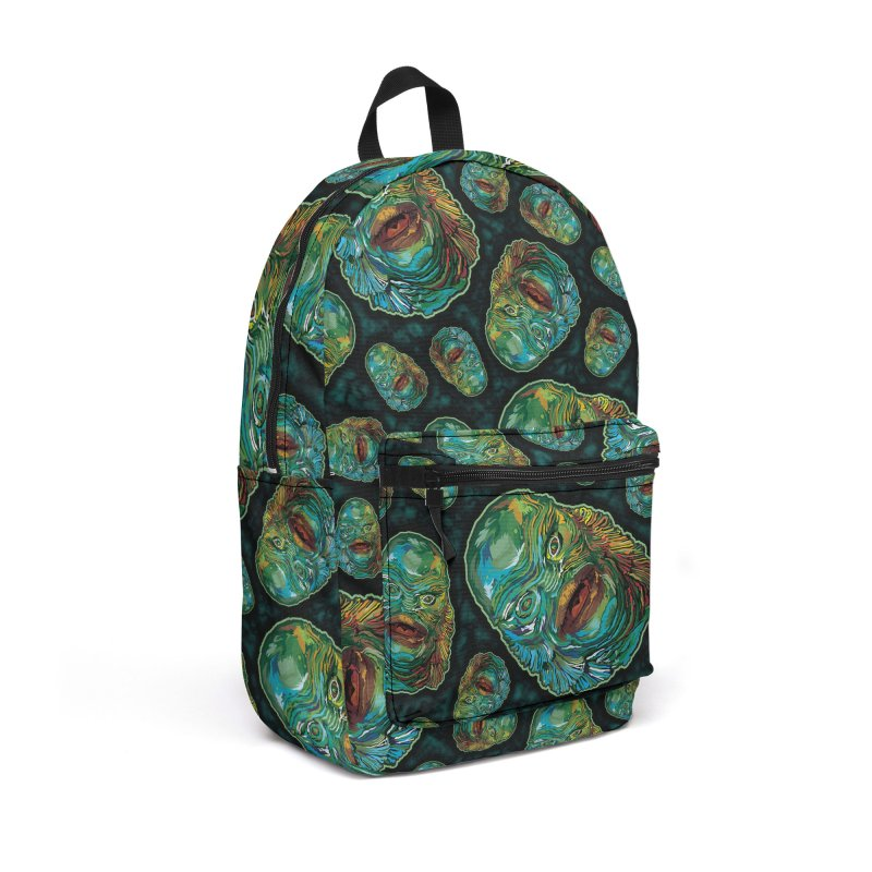 Lots and Lots of Creatures Accessories Backpack Bag by pentoolarts's Artist Shop