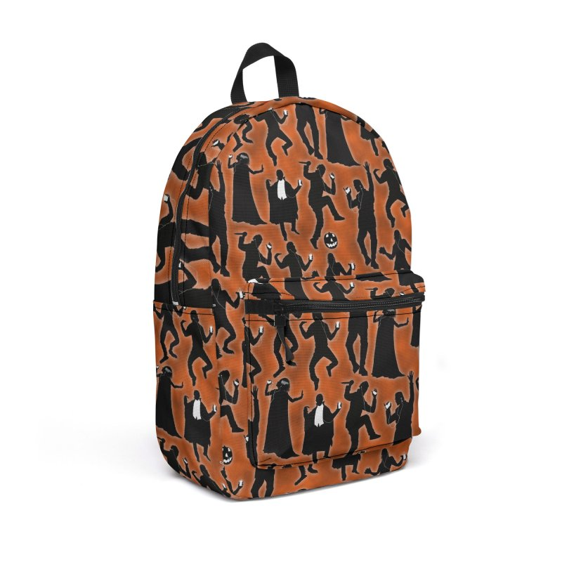 Everybody's Groovin', Everybody's Movin! Accessories Backpack Bag by pentoolarts's Artist Shop