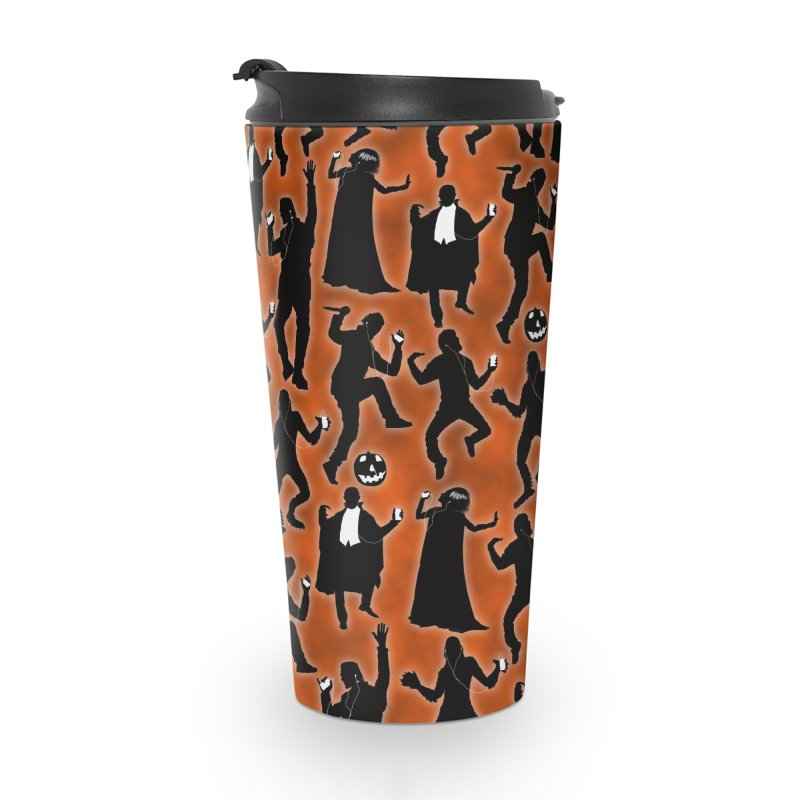 Everybody's Groovin', Everybody's Movin! Accessories Travel Mug by pentoolarts's Artist Shop