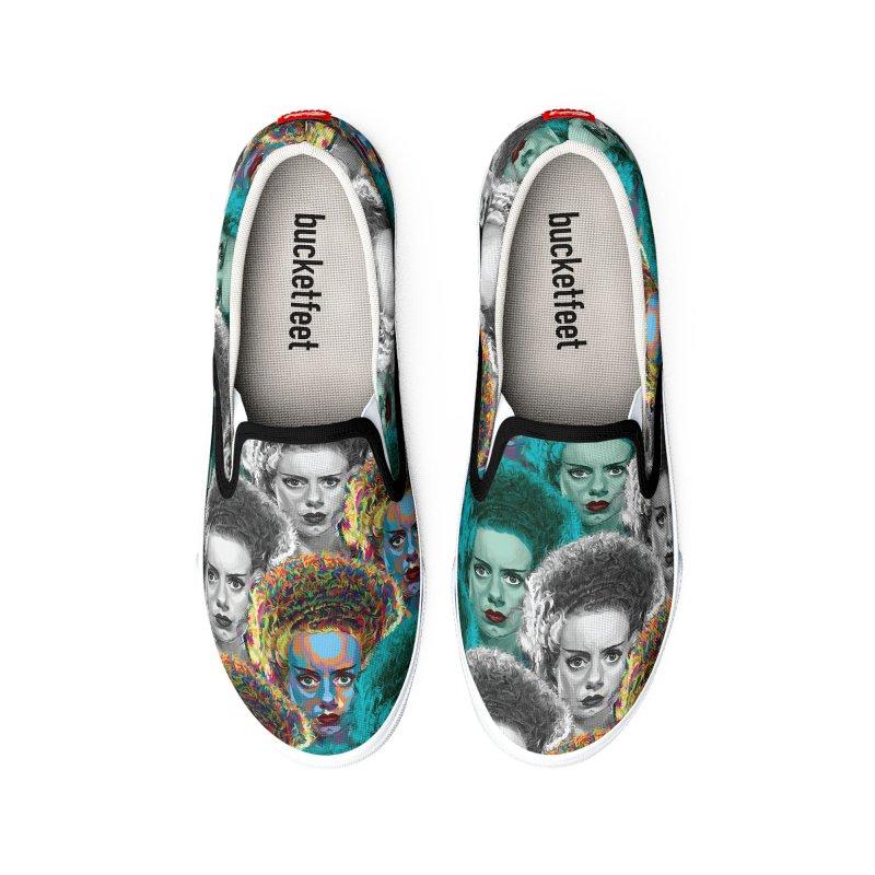 The Bride... Men's Shoes by pentoolarts's Artist Shop