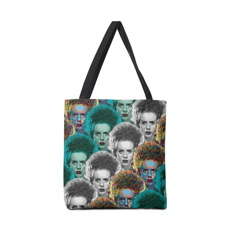 The Bride... Accessories Tote Bag Bag by pentoolarts's Artist Shop