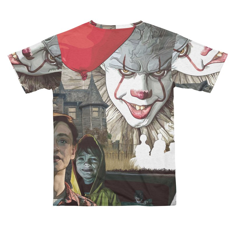 A Tribute to Pennywise... Women's Cut & Sew by pentoolarts's Artist Shop