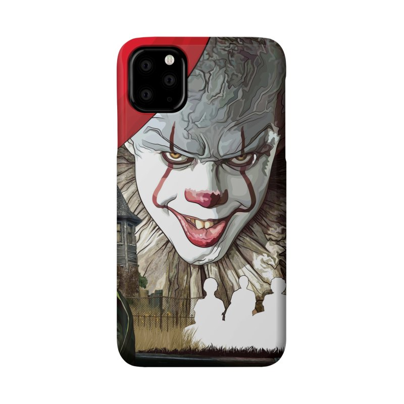 A Tribute to Pennywise... Accessories Phone Case by pentoolarts's Artist Shop