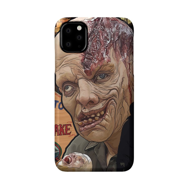A Tribute to The Killer In the Woods... Accessories Phone Case by pentoolarts's Artist Shop