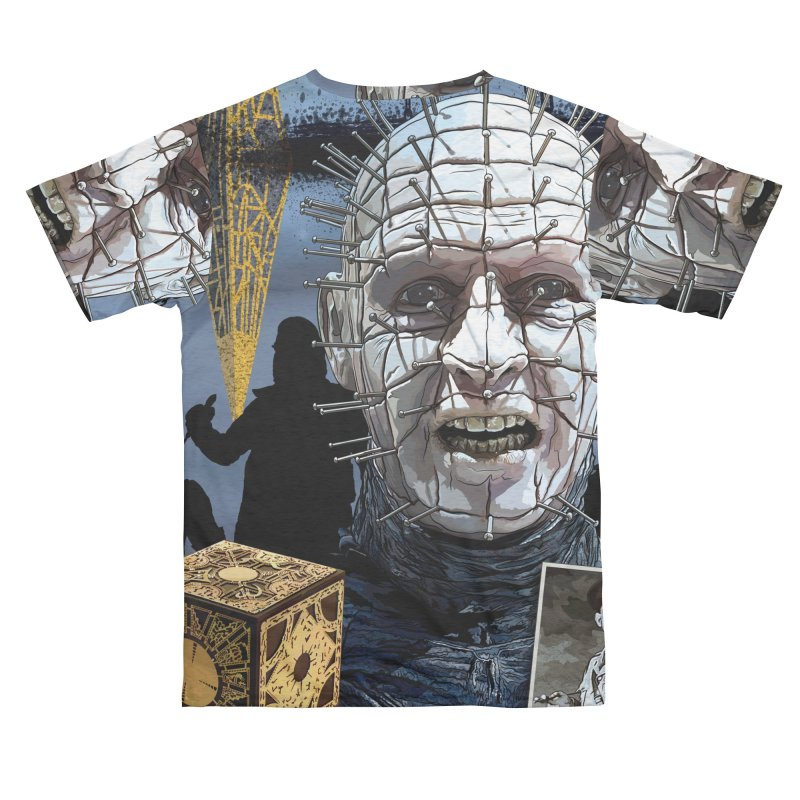 A Tribute to The Priest of Hell... Men's Cut & Sew by pentoolarts's Artist Shop