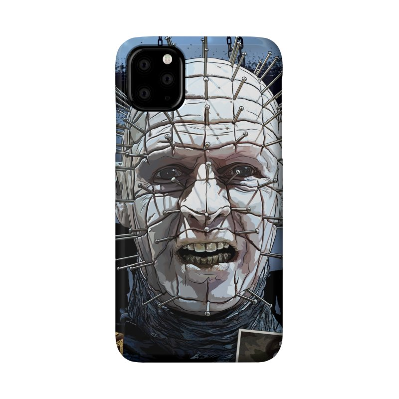 A Tribute to The Priest of Hell... Accessories Phone Case by pentoolarts's Artist Shop