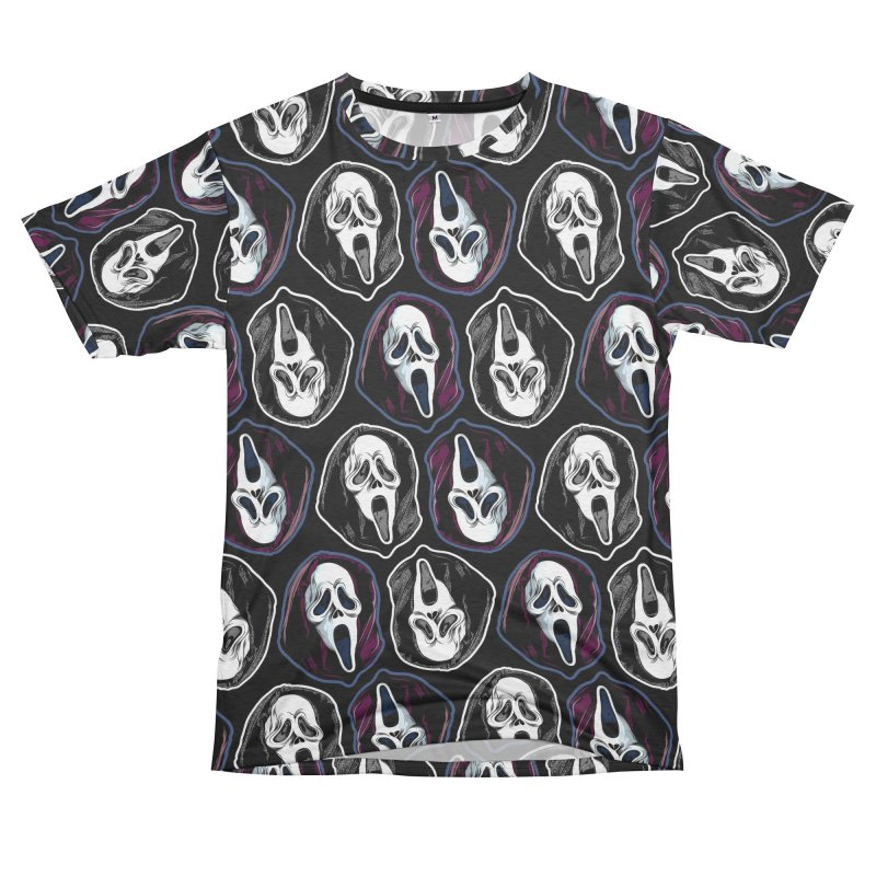 The Ghost with the Most... Men's French Terry T-Shirt Cut & Sew by pentoolarts's Artist Shop