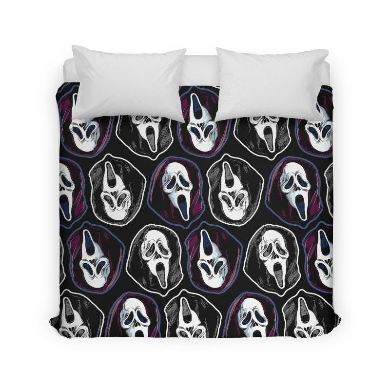 The Ghost with the Most... Home Duvet by pentoolarts's Artist Shop