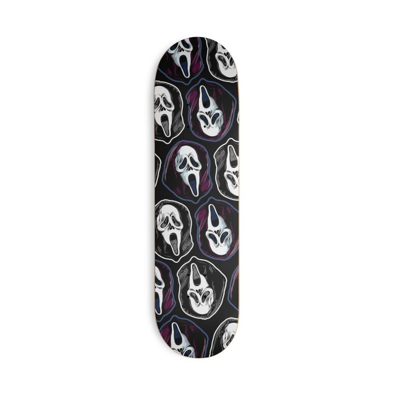 The Ghost with the Most... Accessories Deck Only Skateboard by pentoolarts's Artist Shop