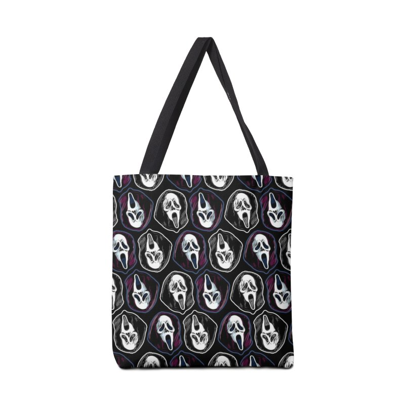 The Ghost with the Most... Accessories Tote Bag Bag by pentoolarts's Artist Shop