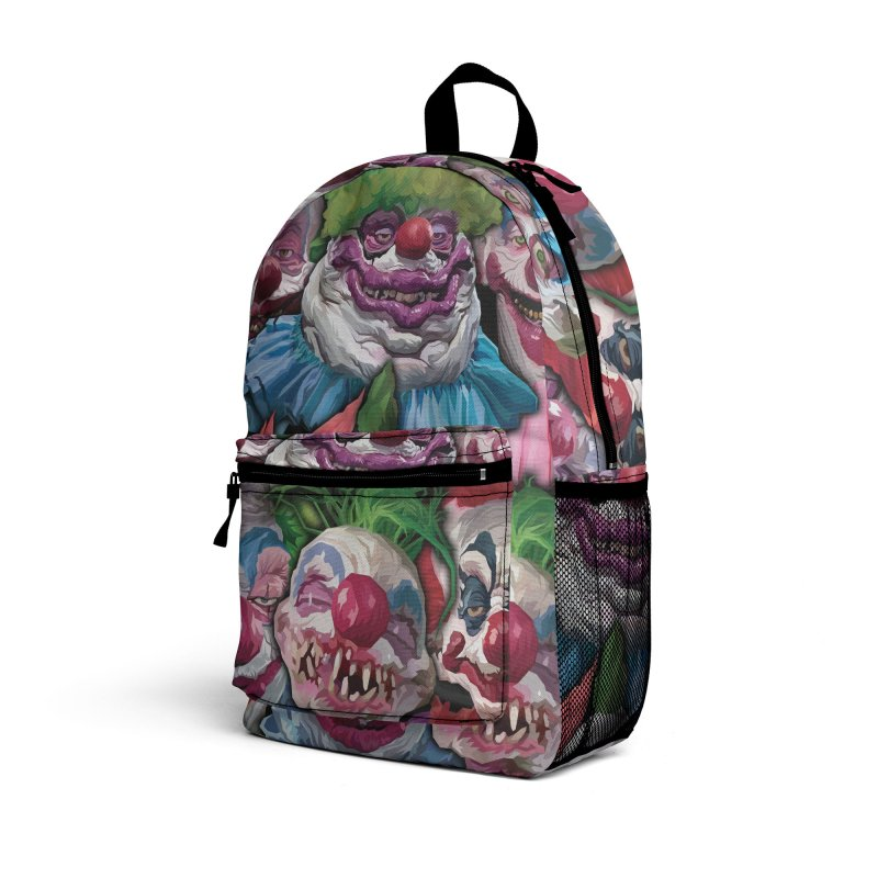 Killer Klowns Rule!!!! Accessories Bag by pentoolarts's Artist Shop